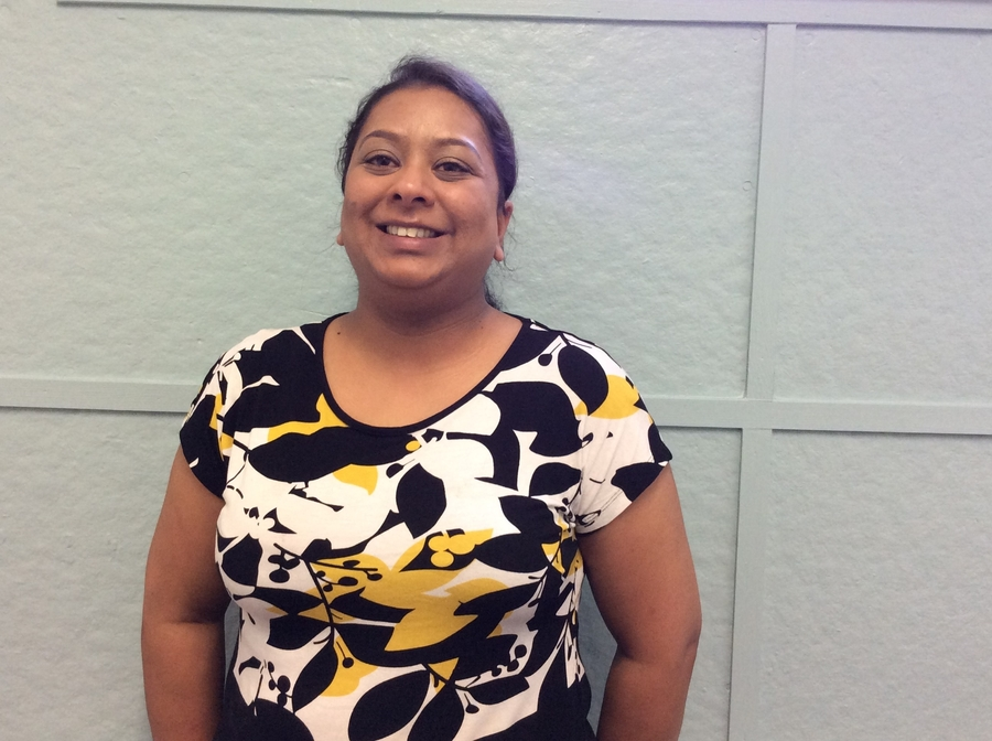 Mrs Divya Terry- Family Support Worker
