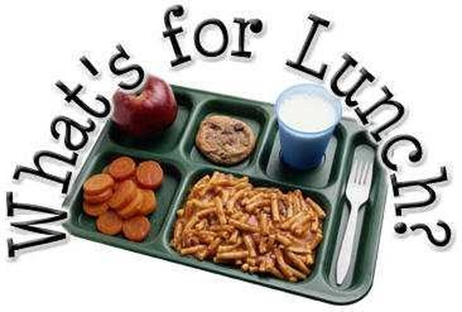 School Meal Menu