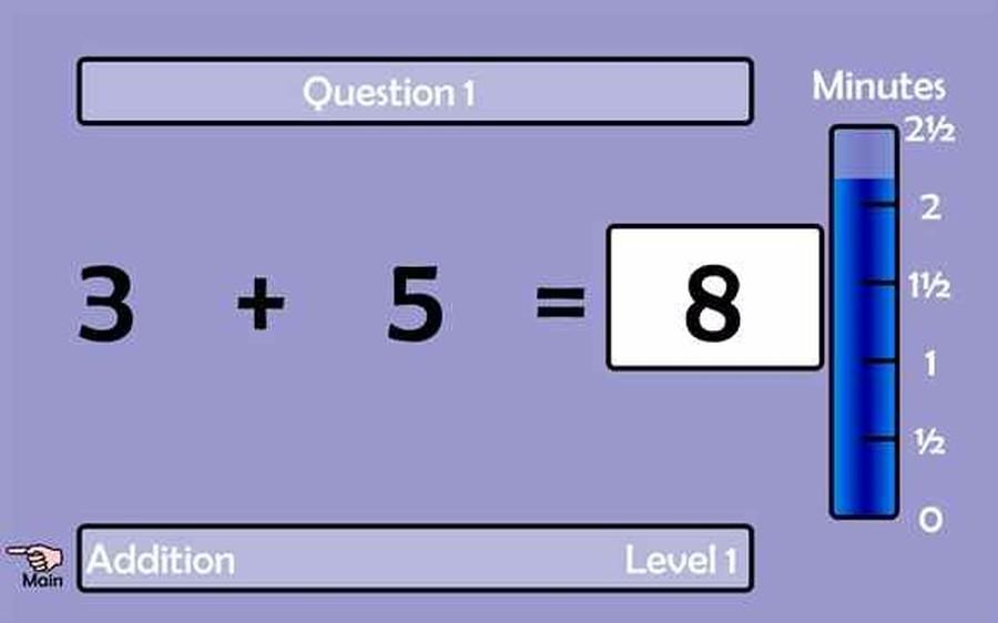 Maths against the clock