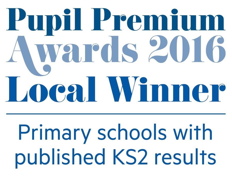 We are really proud to have been awarded a Pupil Premium Award for 2016!