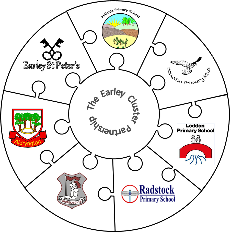 Primary schools in our cluster
