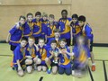 Year 6 Boys Indoor Athletics District Champions<br>