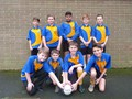 Year 7Boys Football Third in Group<br>