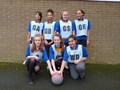 Year 7 Girls Netball 4th in district.JPG