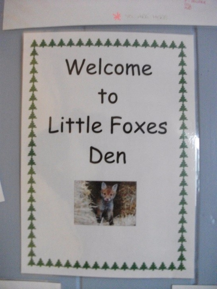 "Children with Special Educational Needs and Disabilities (SEND) may have their needs met in the classroom as part of Quality First Teaching (QFT). If they need any additional support they may take part in interventions in ""Little Foxes Den"", our SEND room."