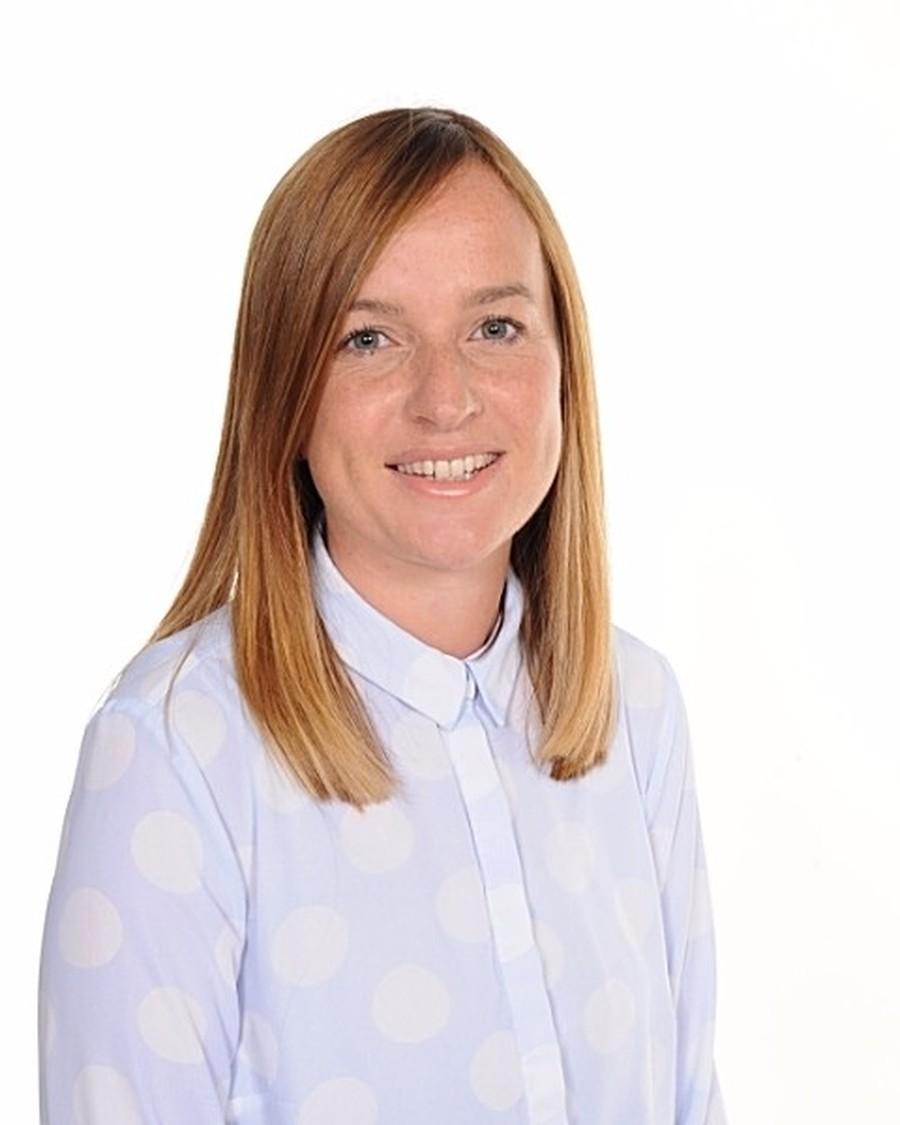 Mrs Benson -Assistant Headteacher