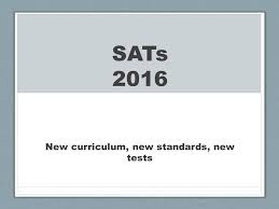KS1 SATs Information Presentation