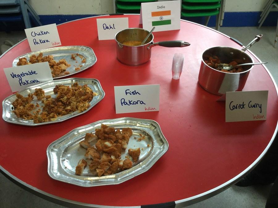 International Food Evening 2016