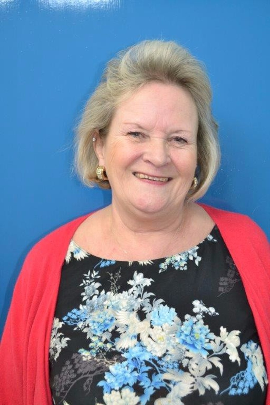 Mrs P McKeever - Clerical Assistant