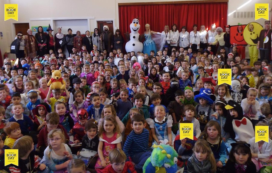 World Book Day Assembly