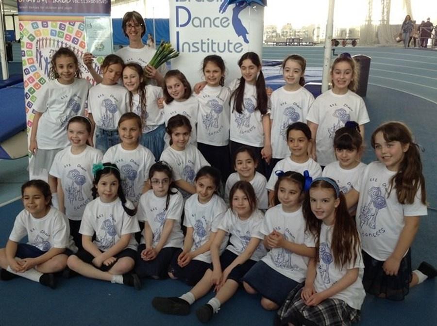 Israeli Dance Festival March 2016