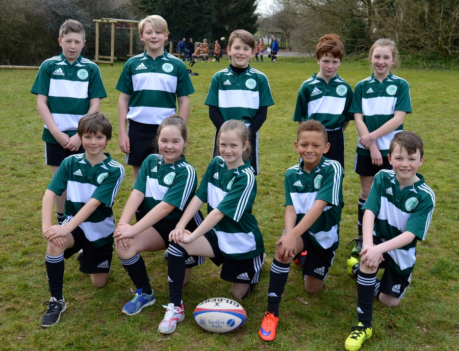 Cliddesden Primary School - Rugby