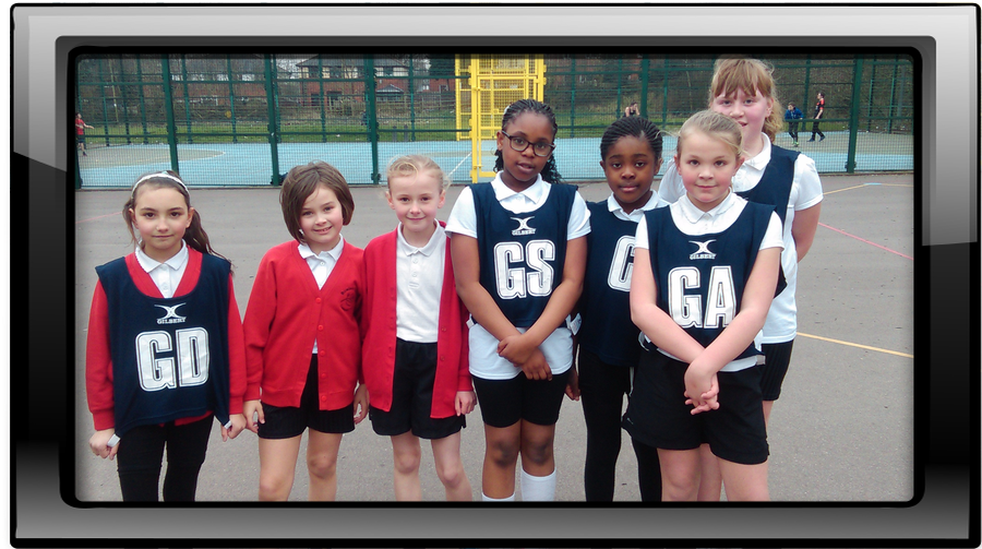 Well done to our Netball B team who played very well VS Little Heaton