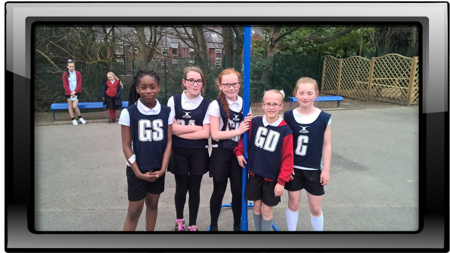Congratulations to our Netball team. They played very well in beating St John Fisher