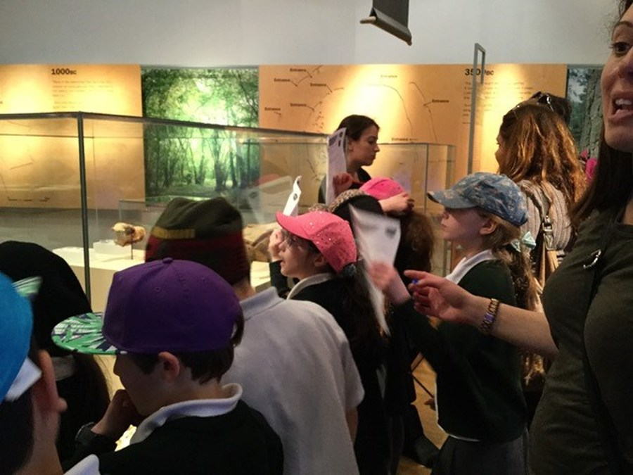 Year 3 and 4's Trip April 2016