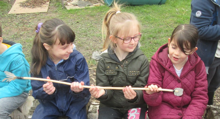 Remember Forest Schools Monday morning!