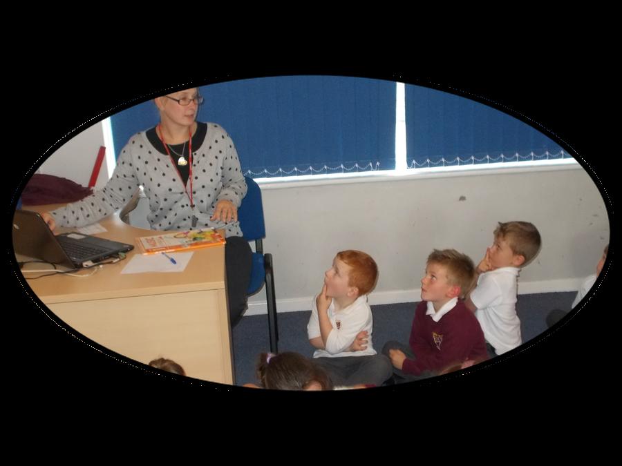 Class 3- Mrs O'Hara