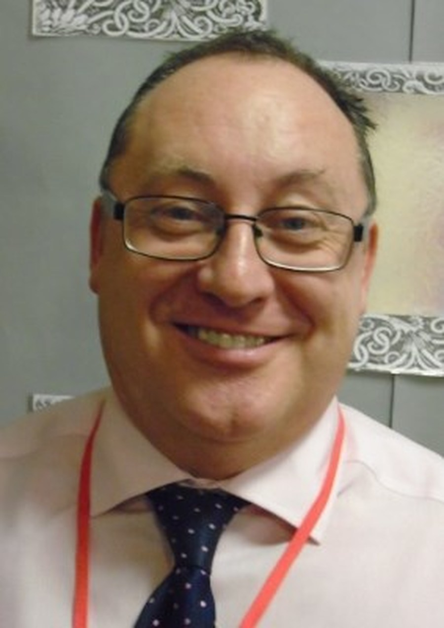 Tony Pye - Headteacher