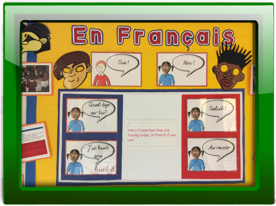 KS2 French