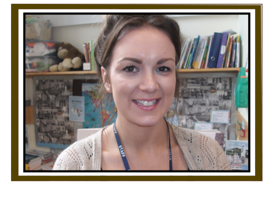 Miss Ward - EYFS teacher