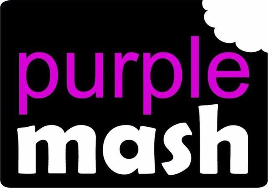 Click on the purple mash logo