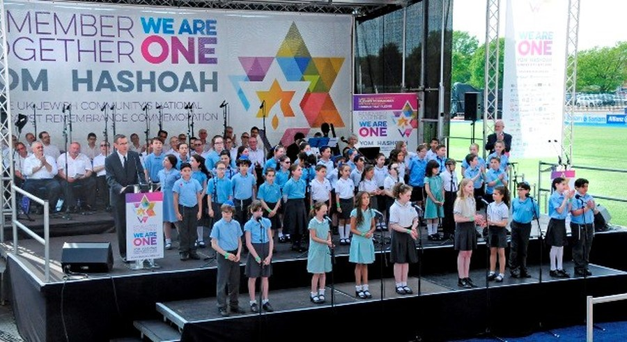 Yom Hashoah May 2016