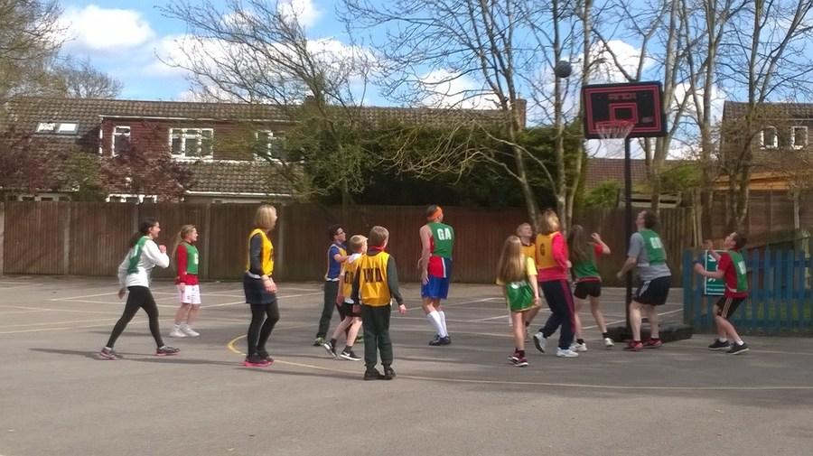 Family Basketball 28.04.16