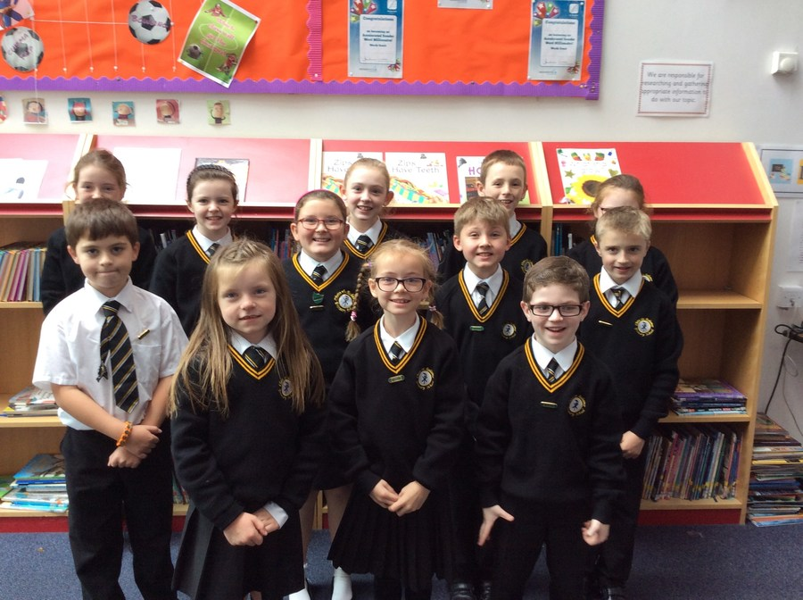 The Eco Council 2015-16