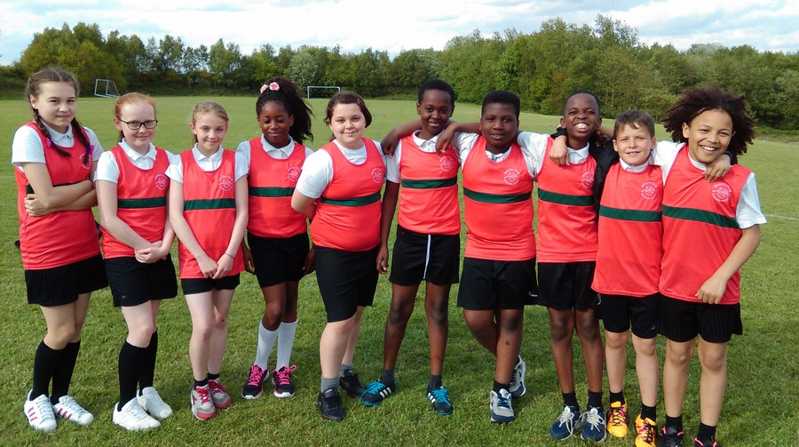 Well done to our Rounders team finishing third in the St Anne's cup.