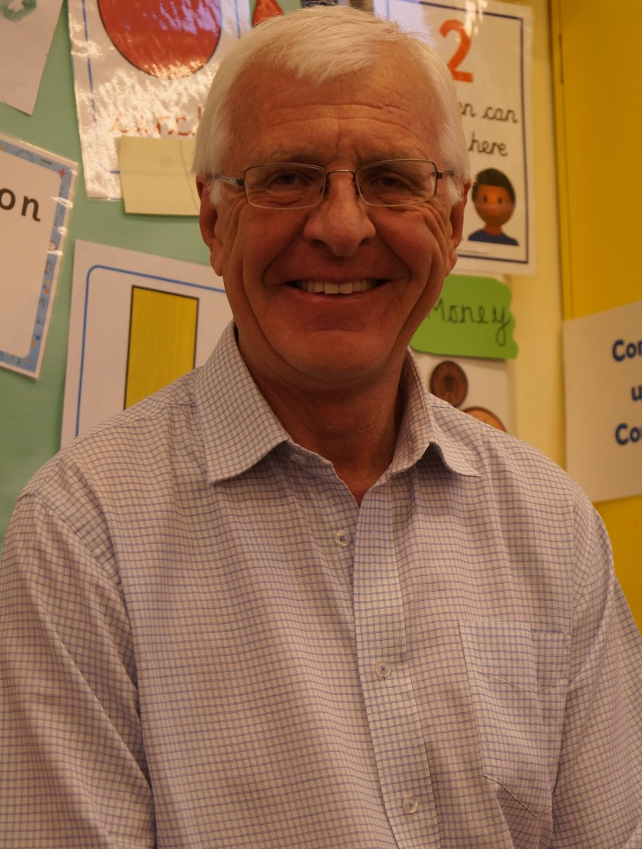 Tony Cocks (Foundation Governor)