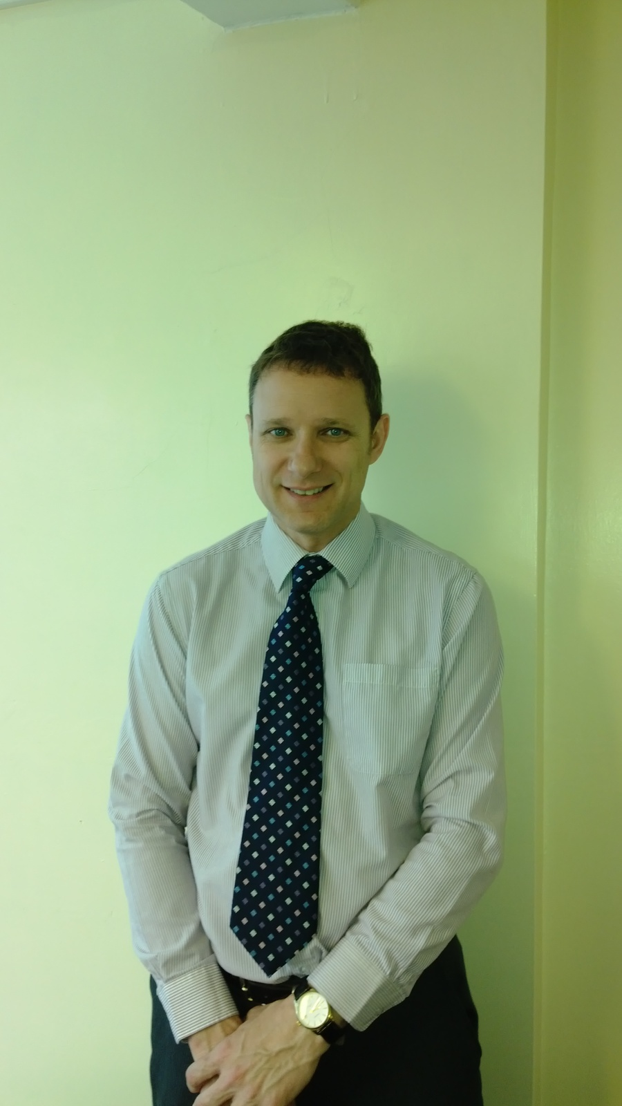 Simon Mearns, Deputy Head Teacher, Staff governor