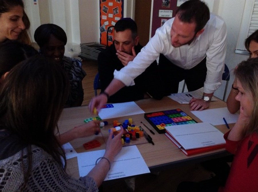Maths Parent Workshop May 2016