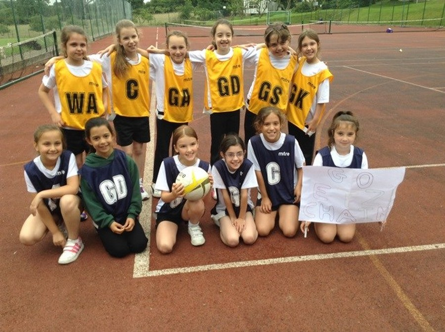 Netball Tournament June 2016