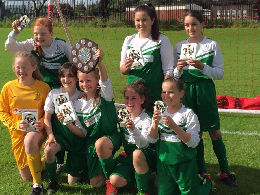 Bury 6 a side champions