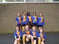 Year 5 Girls  Football