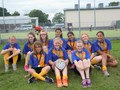 Year 7 Girls Rounders District Champions