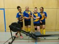 Year 7 Girls Rowing District Champions