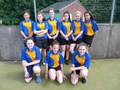 Year 8 Girls  Rounders