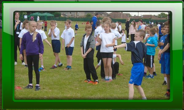 Fagley Primary School Sports
