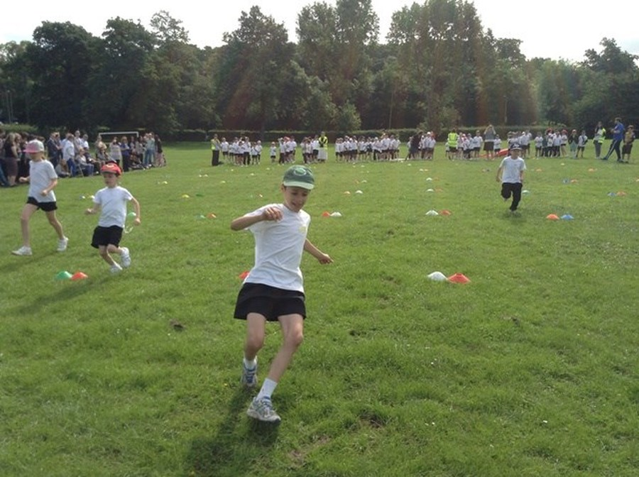 Key Stage 1 and 2 Sports Day June 2016