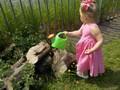 Watering our garden.JPG