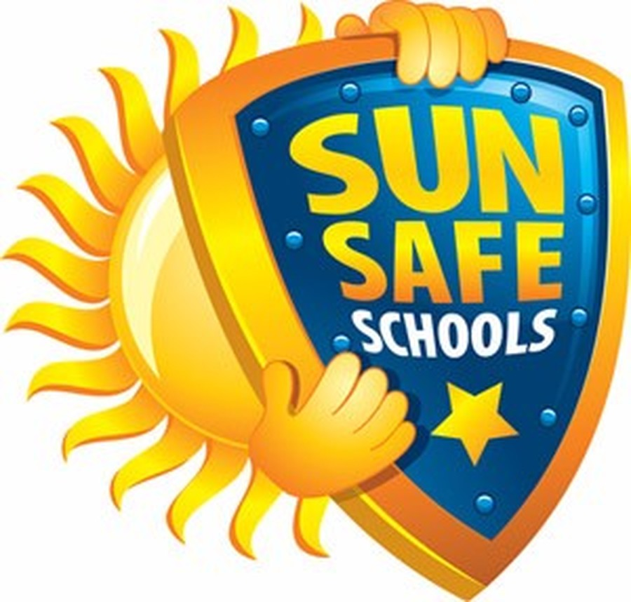 We have also gained Sun Safe School status 2016
