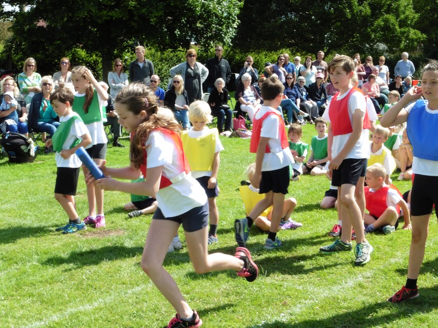 Sports Day - July 2016