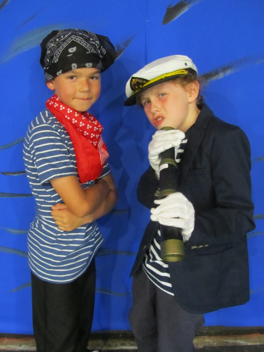 Bosun/ Hobgoblin - Ollie B and Captain/Hobgoblin - Deacon