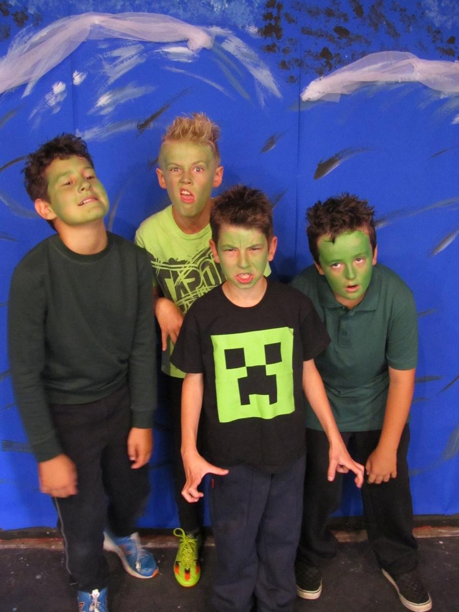 Hobgoblins - Oliver S, Jack, Alex, Owen
