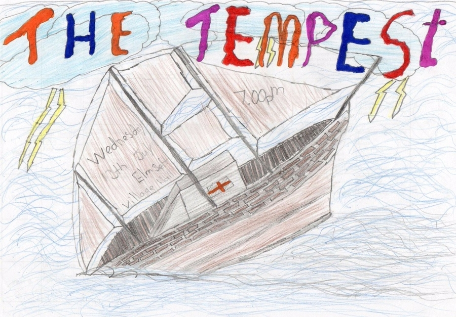 The Tempest - July 2016