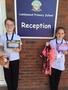 Thomas 7 yrs & Emily 6 Yrs 100% Attendance Award
