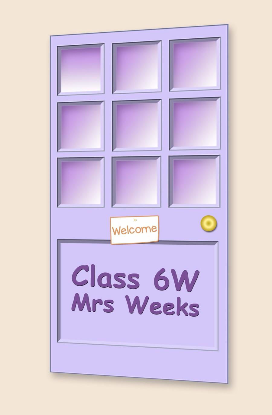 Go to Class 6W
