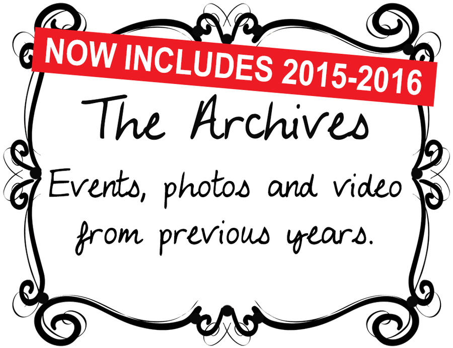 Photos etc. of past events.