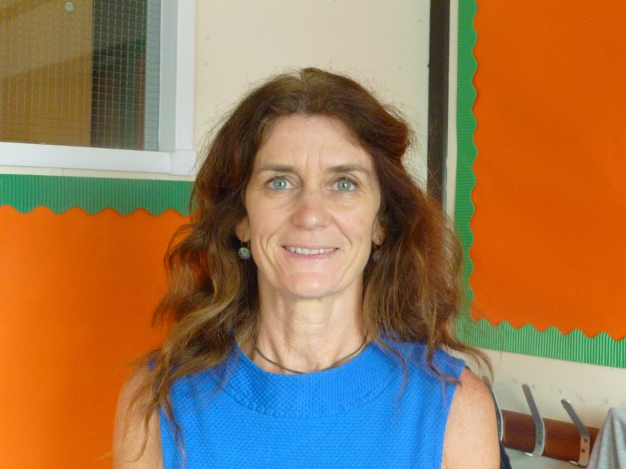 Classroom Assistant, Mrs T McCaughey